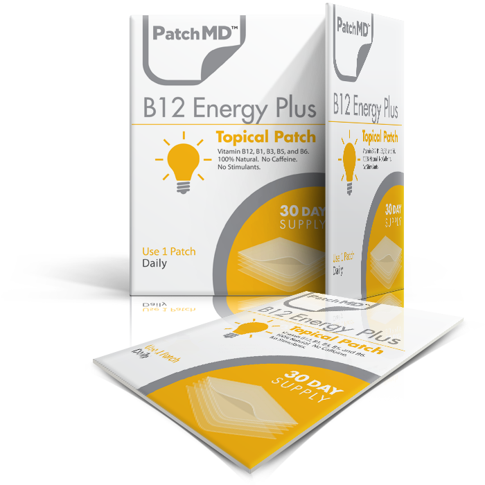 PatchMD B12 Patches