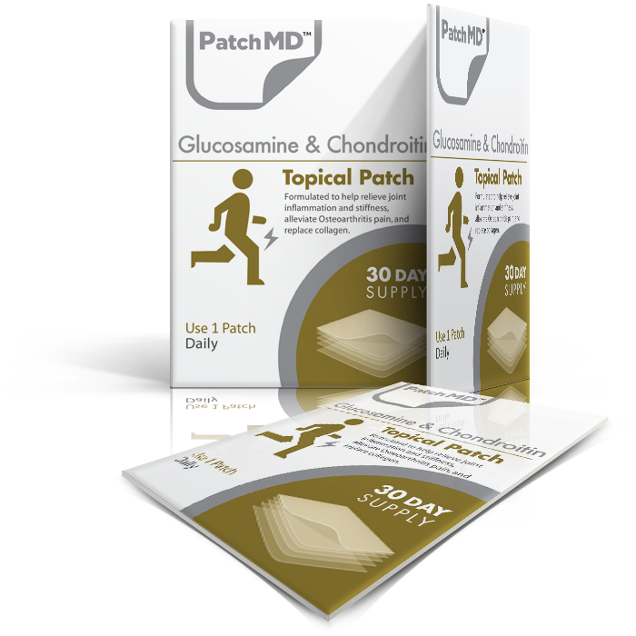 PatchMD Glucosamine & Chondroitin Patches