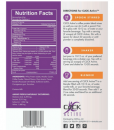 Click Active Protein Powder Drink Mix, Nutrition Facts