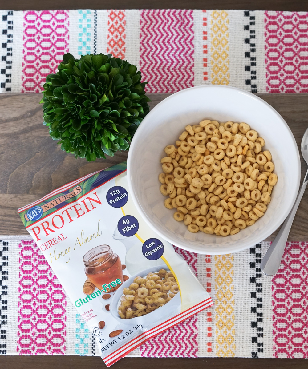 Kay's Naturals Protein Cereal, Honey Almond