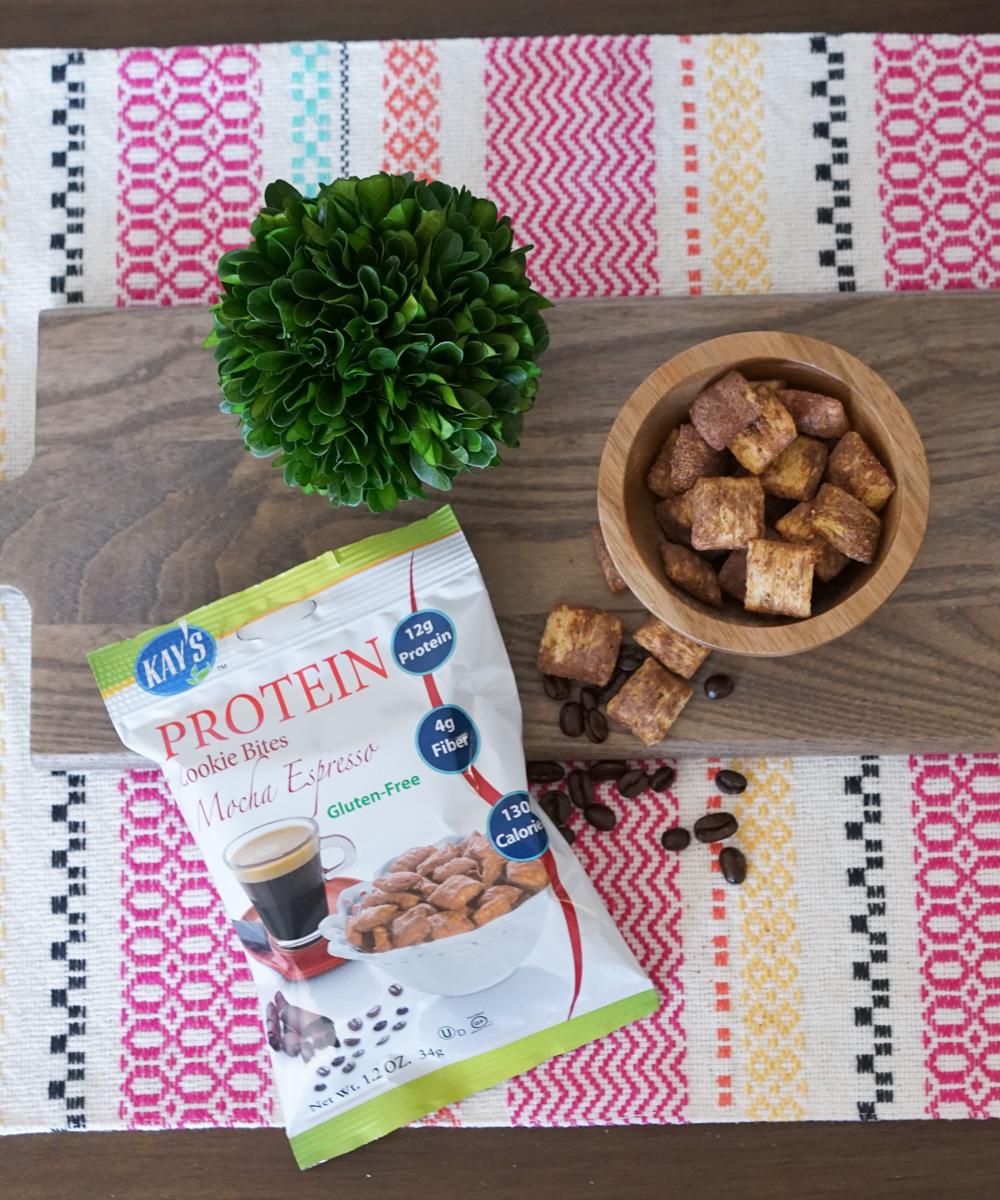 Kay's Naturals Protein Cookie Bites, Mocha