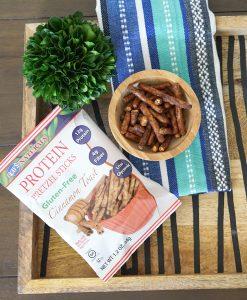 Kay's Naturals Protein Pretzel Sticks, Cinnamon Toast