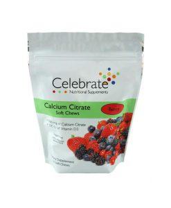 Celebrate Calcium Citrate Chews - Berry