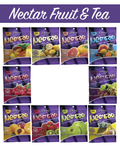 Syntrax Nectar Samples Fruit & Tea - 10 Flavors