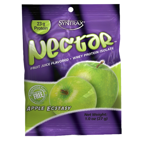 Sample Size of Syntrax Nectar Protein in Apple Ecstasy